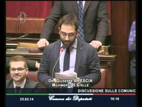 """M5S Sarti, Fico e Brescia come smontare le chiacchiere da """"bar dello sport""""   25 febbraio 2014"""