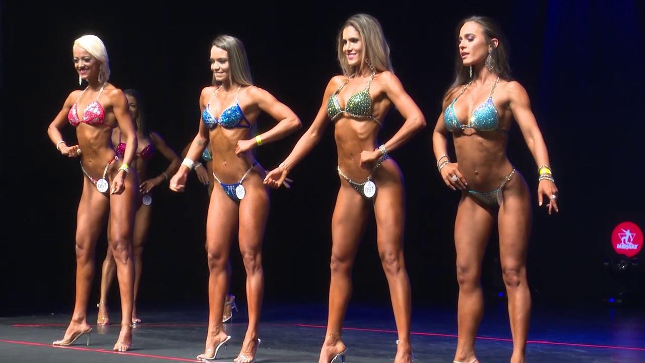 bikini fitness 2018