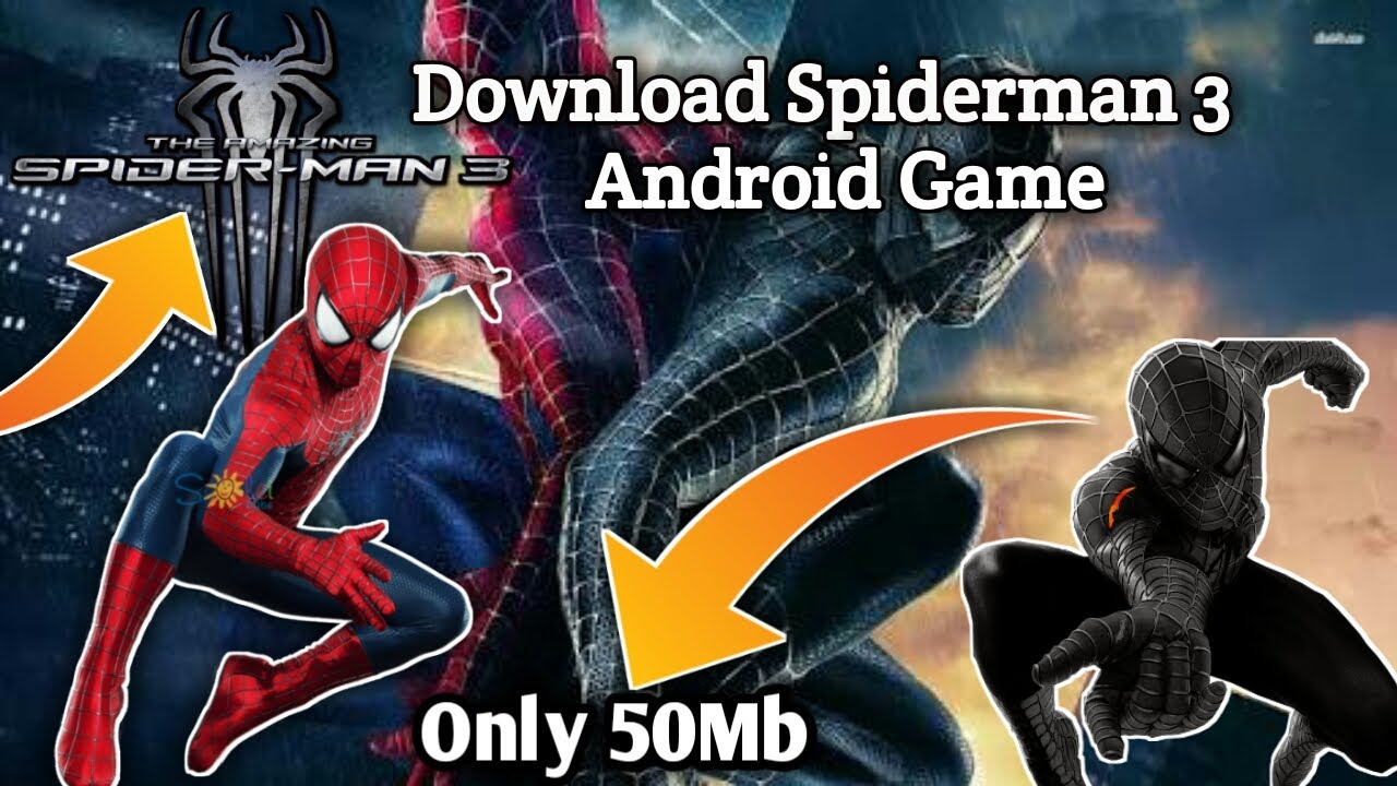download game spiderman 3 cso ppsspp high compress