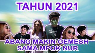 PERDANA DI TAHUN 2021!! AUREL MAKAN BARENG ATTA. INI YANG TERJADI..