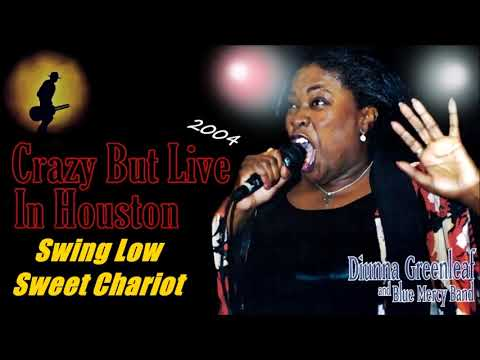 Diunna Greenleaf & Blue Mercy Band - Swing Low Sweet Chariot [Live] (Kostas A~171)