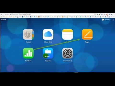 Come Aprire, Convertire E Creare File Pages Con Windows O Android