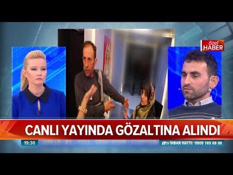 Canlı yayında gözaltına alındı - Atv Haber 24 Aralık 2018