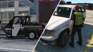 LSPDFR - Day 588 - Airport Parking Enforcement