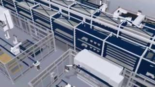 TRUMPF Automatisierung: Automatisierter Material- und Informationsfluss in der Blechbearbeitung