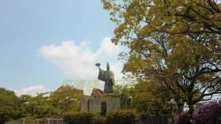 「君よ 今昔の感如何」 約60年前、新平家物語の史跡取材に訪れた文豪吉...