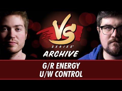 9/27/16 - Majors VS. Brad: G/R Energy VS. U/W Control [Standard]