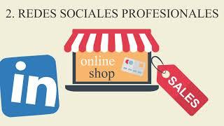 Curso Social Media Lecc 1   Tipos de Redes Sociales
