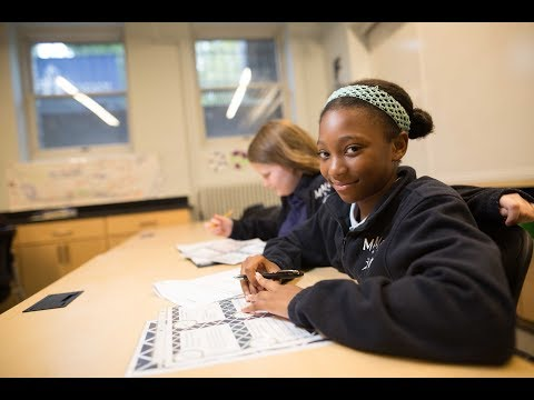 Marian Middle School - Changing Lives, Transforming Families