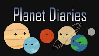 Part one of the planet diaries, titles are important!! Just a small animation for a small planet, look out for bigger diary entries soon :) WE LOVE SPACE!