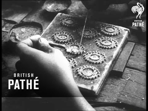 Traditional Crafts In The Philippines 1965 Youtube