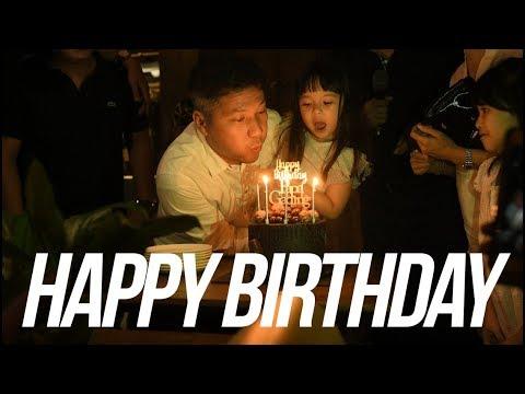 Happy Birthday Papa Gading