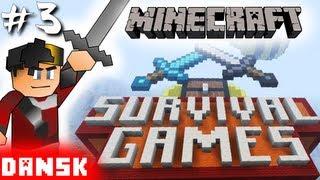 [Dansk] Minecraft: Survival Games - Afsnit 3 [EU] (The Hive): VENDT STÆRKT TILBAGE!