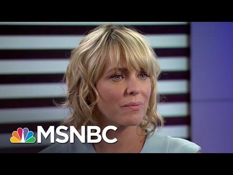 Arianne Zucker: 'Not Shocked' By Donald Trump's Language  MSNBC