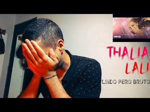 Thalía Lali - Lindo Pero Bruto   Reacción