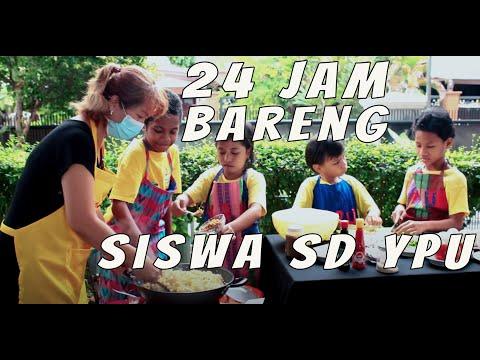 24 JAM BERSAMA ANAK SD YPU