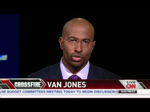 Van Jones: How Ted Cruz is Similar to Martin Luther King, Jr.