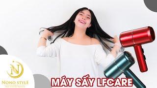 Máy sấy tóc đa năng chính hãng LFCARE, hỗ trợ sấy nóng và sấy lạnh- NONOSTYLE