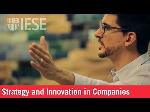 Strategy and Innovation in Companies: Building an Entrepreneurship Spirit. Alex Osterwalder