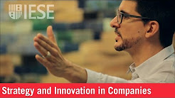 Strategy and Innovation in Companies: Building an Entrepreneurship Spirit. Alex Osterwalder