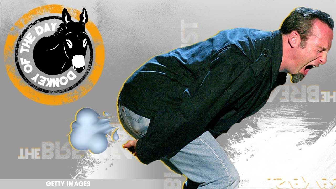 Man Blows His Cover While Hiding From Police Because He Farted