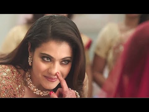 Kajol Best Loving And Beautiful Indian TV Ads Commercials pa