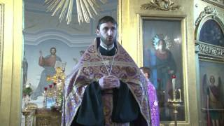 священник Дионисий Харин 2 БО