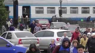 Расписание поездов меняется 142Ш Львов Червоноград Киев Бахмут(, 2018-12-14T15:28:24.000Z)