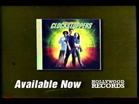 Clockstoppers – Soundtrack (2002) Promo (VHS Capture)