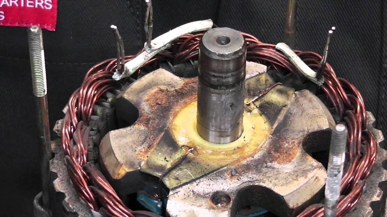 Change Generator To Alternator Wiring Diagram Lucas A127 Alternator Rebuild Reg Rectifier Sliprings Fits