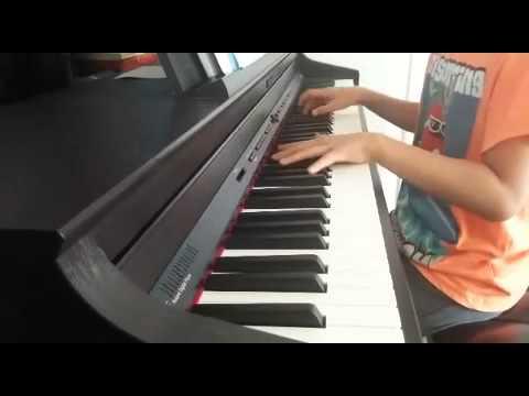 Jay Chou 周杰倫 - 東風破 鋼琴