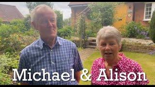 Alison & Michael on Fagnall Lane
