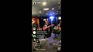 Download lagu Projector Band Cover Sakit By Achey | Ig Live