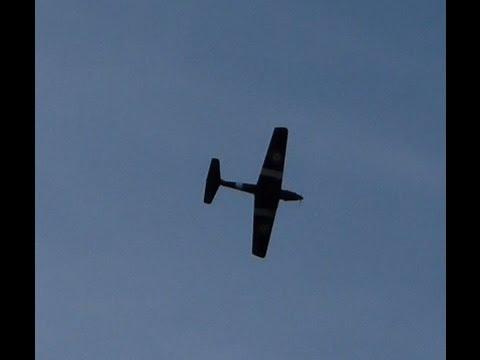 De Havilland Chipmunk @ Hucknall Aerodrome 2013