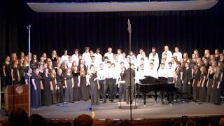 GMEA 9th District Honor Choir- Bonse Aba Arranged by Andrew Fischer