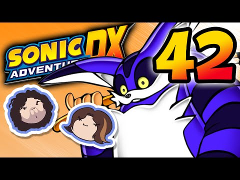 Sonic Adventure DX: Rock It Like It's Hot - PART 42 - Game Grumps