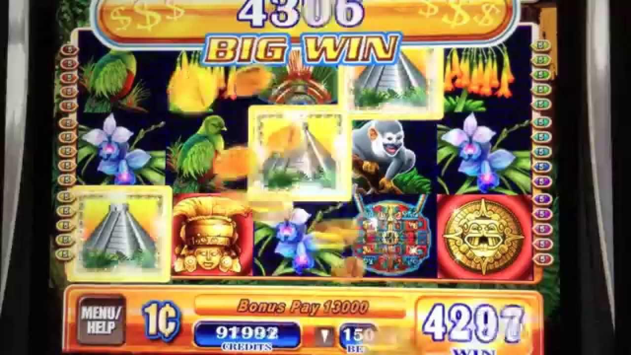 Jungle Jackpot Slot Machine