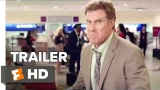 Daddy's Home Official Trailer #2 (2016) - Will Ferrell, Mark Wahlberg Movie HD720P