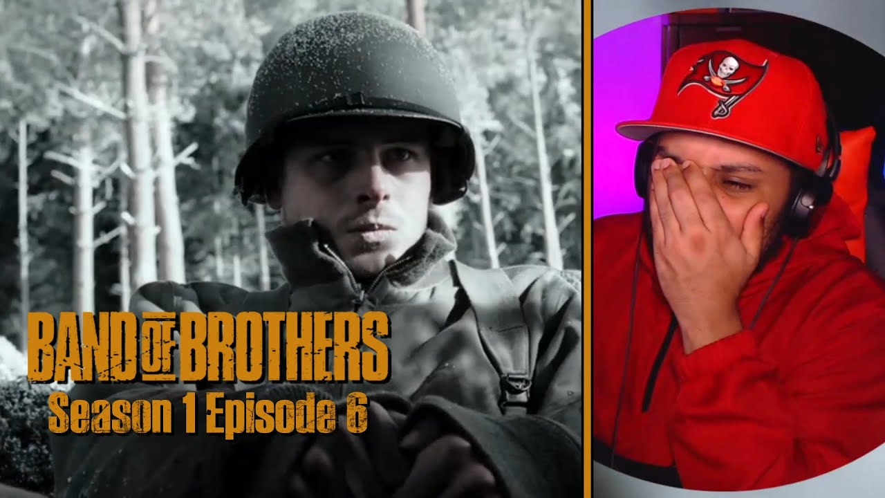 Download Band of Brothers Season 1 Episode 6: Bastogne REACTION! FIRST TIME WATCHING!