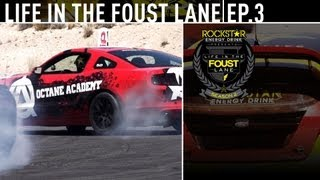 Life in the Foust Lane - Episode 203 Octane Academy