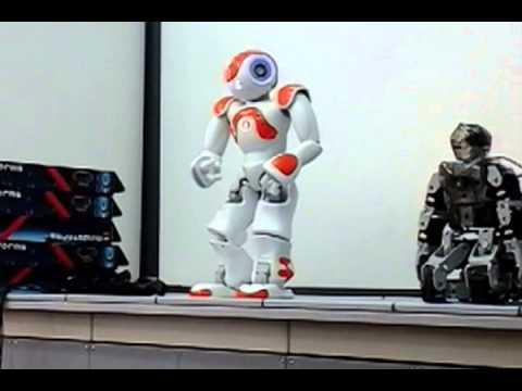 Видео: Робот танцор 2