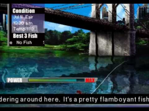 Playstation : Fisherman's Bait Videos