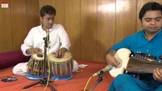 Raga Ahir Bhairav by Abir Hussain - IndianRaga ITC SRA Raga Jhalak Series
