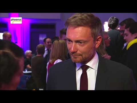Politischer Aschermittwoch: Interview mit Christian Lindner am 14.02.2018