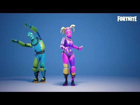WAVY PEOPLE - FORTNITE BLOCK PARTY SHORT
