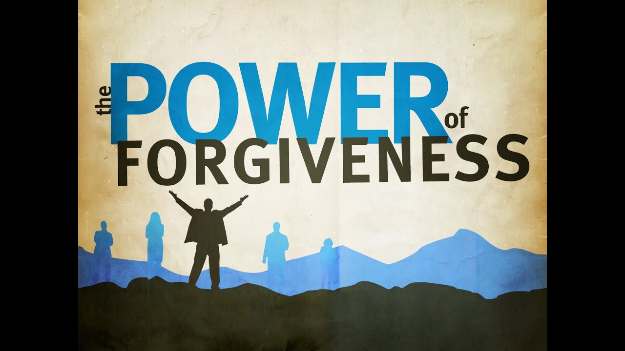 David Wilkerson - The Power of Forgiveness   Full Sermon