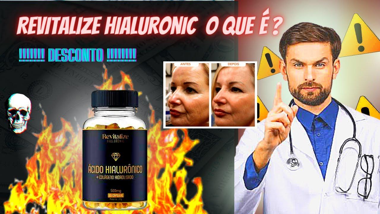 revitalize hialuronic como tomar