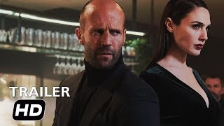 Spy 2 (2019) Trailer - Jason Statham & Gal Gadot Movie    FANMADE HD
