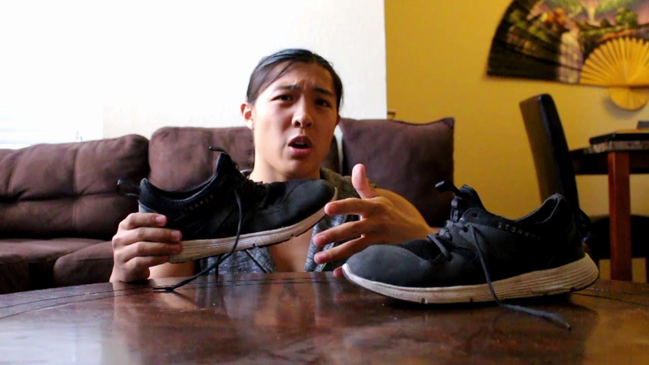 Best Parkour Shoes 2020 Storror Tens Parkour Shoe Review   The Workhorse   YouTube