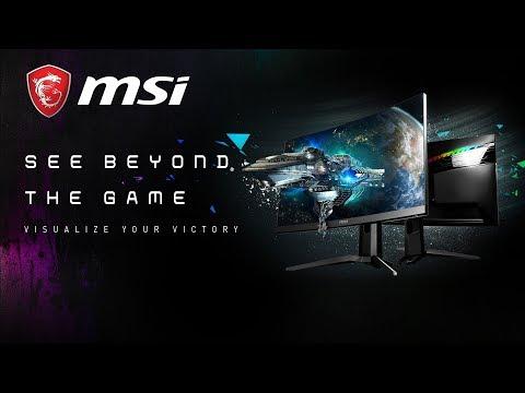 Monitor - Curved Gaming Monitor - MAG241C | MSI Global